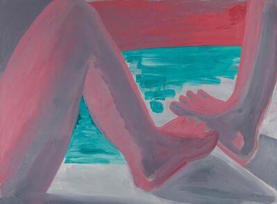 Karl Horst Hödicke, 'Am Meer I', 1983