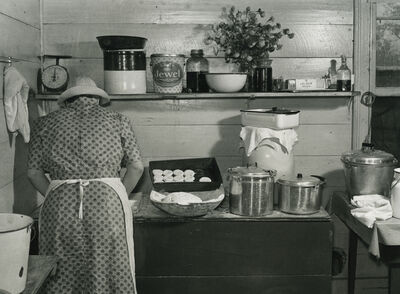 Marion Post Wolcott, 'Member of the Wilkins Family, North Carolina', 1939