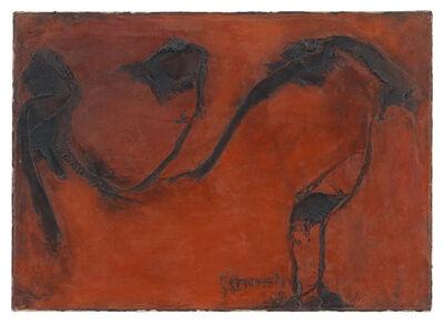 Emil Schumacher, 'Banga', 1964