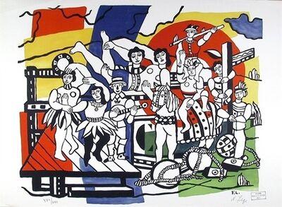 Fernand Léger, 'Le Grand Parade', 1953