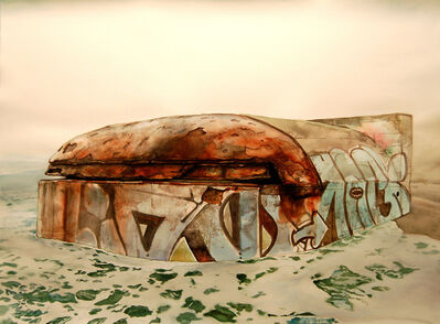 Michael Hall, 'BES, BATTERY BLUFF, BD-FF', 2010