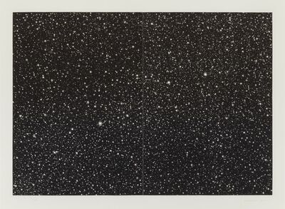 Vija Celmins, 'Starfield', 2010
