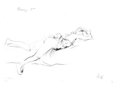 Otto Dix, 'Ronny II', 1920