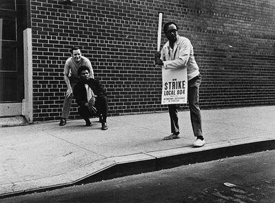 Renzo Muratori, 'New York', 1973