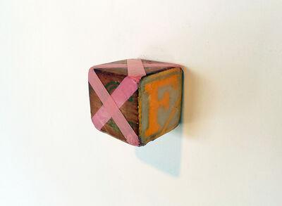 Stuart Arends, 'Letter block #2', 2014