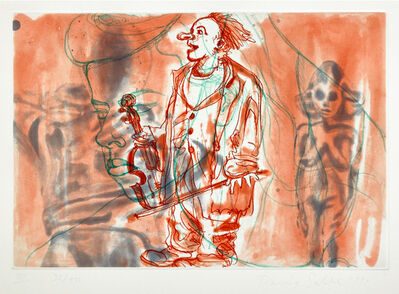 David Salle, 'The Universe Mender III', 1990