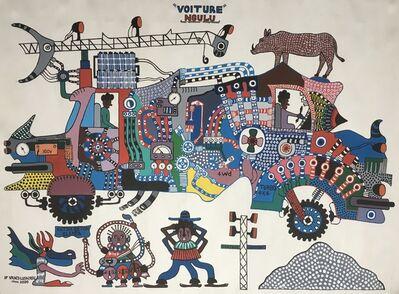 Ingénieur Vancy, 'Voiture Ngulu (Voiture Phacochère)', 2020