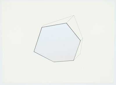 Matthew Hawtin, 'White Noise (Study)', 2019