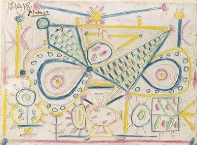 Pablo Picasso, 'Composition', 1948