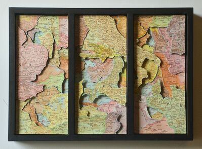 Tony Dagradi, 'Wide World', 2018