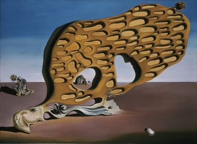 Salvador Dalí, 'The Enigma of Desire, or My Mother, My Mother, My Mother', 1929