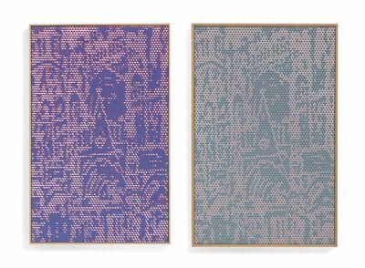 """Richard Pettibone, 'Roy Lichtenstein, """"Rouen Cathedral, 1967"""" ', 1970"""