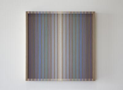 Brian Wills, 'Untitled (Blue Progression HT)', 2016