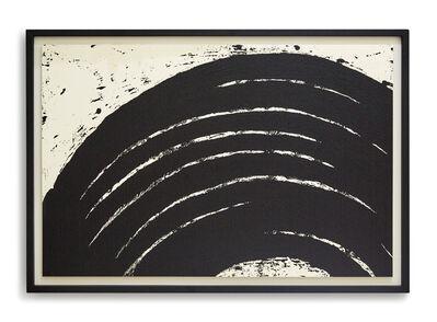 Richard Serra, 'Paths & Edges #3', 2007