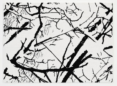 Farhad Moshiri, 'SNOW FOREST 008B', 2017