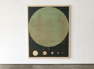 Regina Giménez, 'Comparative dimensions', 2018