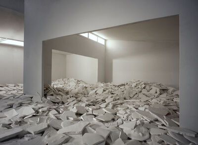 David DiMichele, 'Broken Plaster', 2011