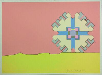 Peter Max, 'HORIZON ENIGMA', 1971