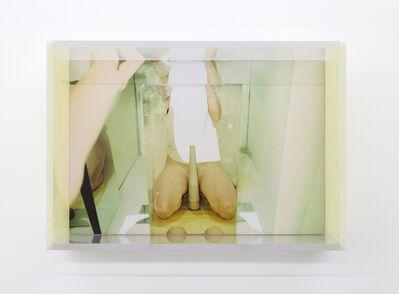 B. Ingrid Olson, 'Eye, Camera, Body, Room, (Horizontal)', 2019