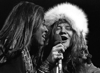 Harry Benson, 'Tina Turner and Janis Joplin, New York', 1969