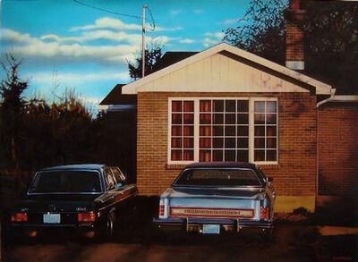 Rudy Sparkuhl, 'Ford LDT, Roxboro ', 1977