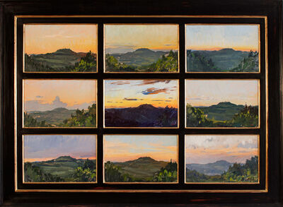 Marc Dalessio, 'Tuscan Sunsets', 2016