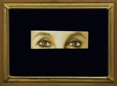 Tabitha Vevers, 'Lover's Eye: Benazir', 2008