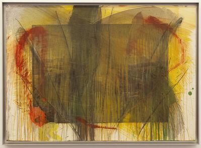 Arnulf Rainer, 'Landschaft', 1991