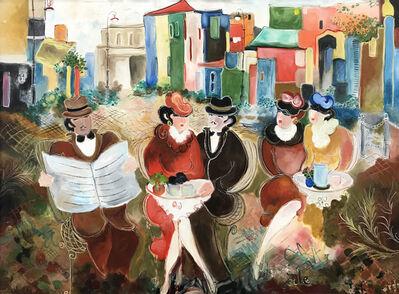 Zule Moskowitz, 'BUENOS AIRES', Unknown