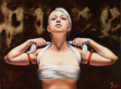 Saturno Butto, 'Pure Julie ', 2013