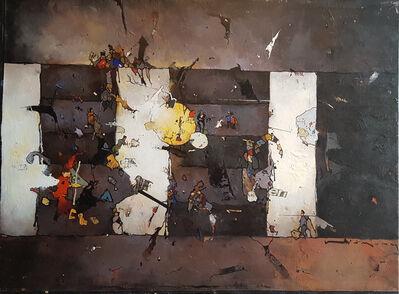 Bruno Widmann, 'Escalones', 2000-2017