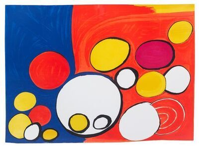 Alexander Calder, 'Our Unfinished Revolution, 78/175', XX Century