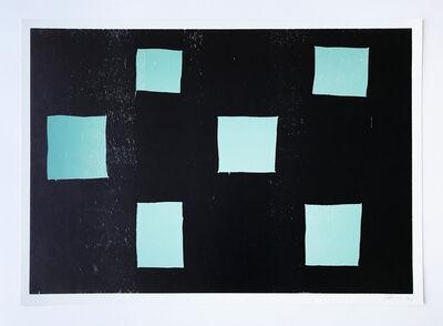 Günther Förg, 'Six Rectangles', 1991
