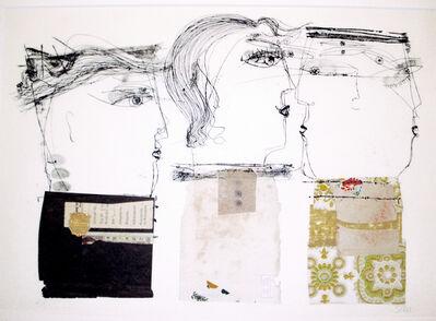 Kristiane Semar, 'Unconscious, Preconscious and Conscious', 2015