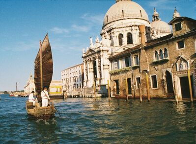 Cai Guo-Qiang, 'Bringing to Venice What Marco Polo Forgot', 1995