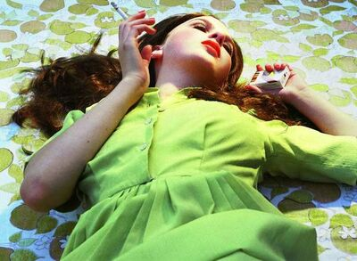 Alex Prager, 'Desiree', 2008