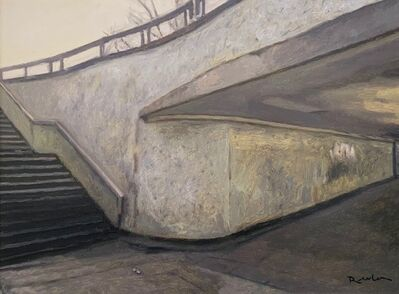 Reuben Colley, 'Subway City Series 4', 2019