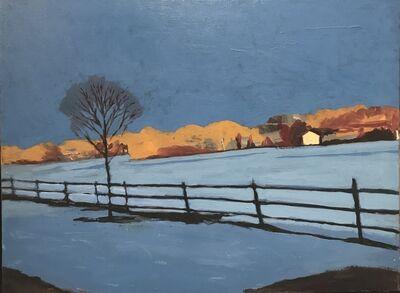"""Peter Charlap, '""""Winter VI,"""" ', 2010"""