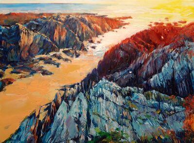 Glenn Lee Badham, 'Gin Cove towards Baggy Point', ca. 2020