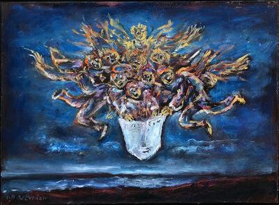 Yosl Bergner, 'Angles', 2014