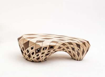 Joris Laarman, 'Maker Coffee Table (Diamond)', 2019