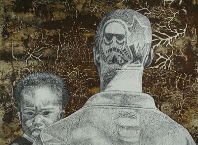 Alfred Conteh, 'Triple E and his Daddy', 2017