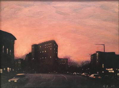Scott Ivey, 'Calvert Street ', 1997
