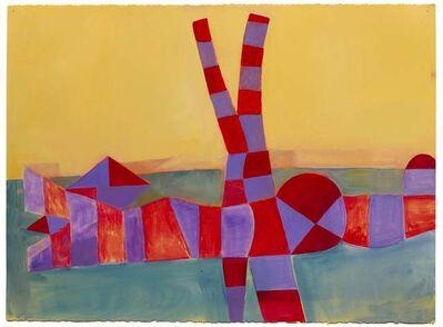 Thomas Nozkowski, 'Untitled L-6', 2011