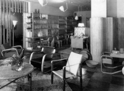 Saurén, 'Artek store on Fabianinkatu, Helsinki', 1939