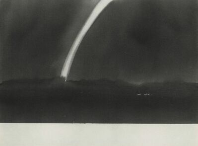 Alfred Leslie, 'Rainbow near Hadley, Massachusetts (from 100 Views Along the Road)', 1983