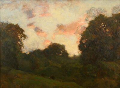 Charles Harold Davis, 'Sunset Over Mystic', ca. 1900