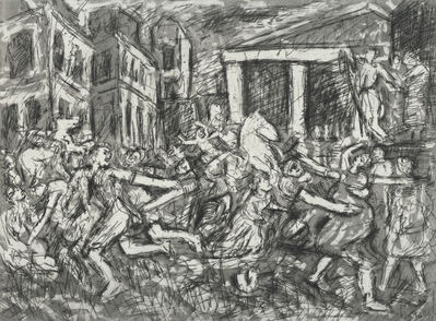 Leon Kossoff, 'From Poussin 'The Rape of the Sabines No. 2'', 1998