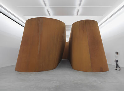 Richard Serra, 'NJ-2', 2016