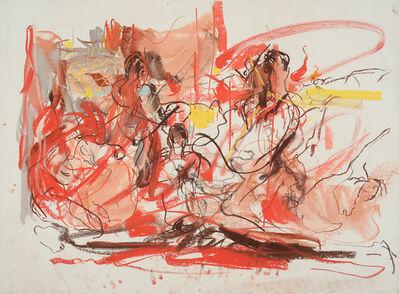 Sherie' Franssen, 'Study After Michelangelo II', 2019